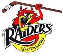 Image result for ajax pickering raiders logo